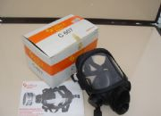 Lot 2502 Complete set of Sekur Perelli panoramic face mask respirator £300-400